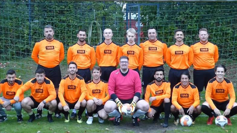 Krusenbuscher Sportverein - Mannschaftsfoto 1. Herren